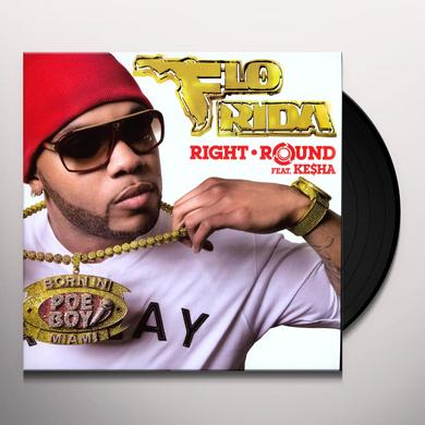 Flo Rida RIGHT ROUND (GER) Vinyl Record