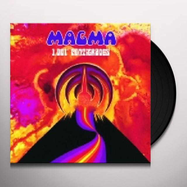 Magma 1.001 CENTIGRADES Vinyl Record