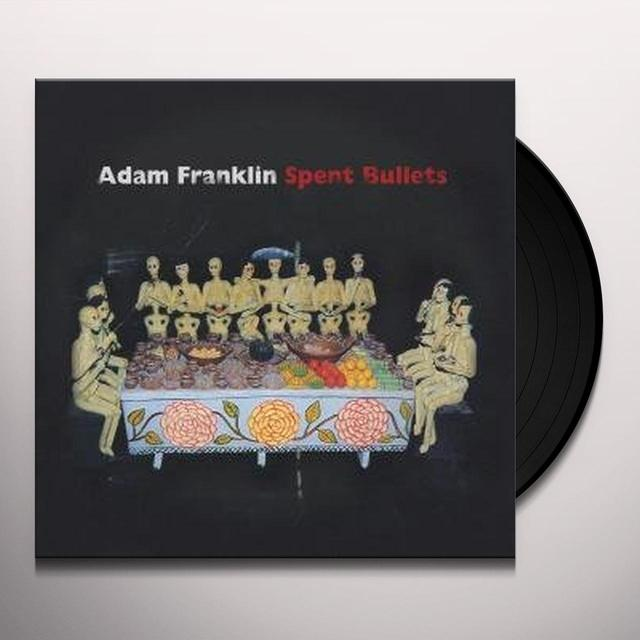 Adam Franklin SPENT BULLETS Vinyl Record
