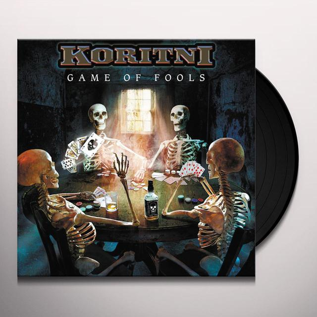 Koritni GAME OF FOOLS Vinyl Record