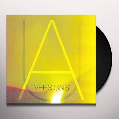 Au VERSIONS Vinyl Record - UK Import