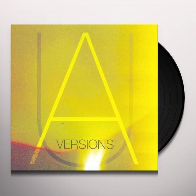 Au VERSIONS Vinyl Record