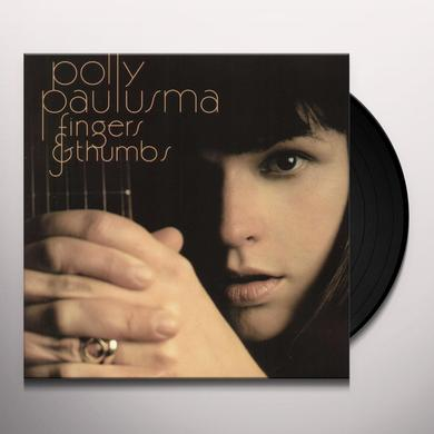 Polly Paulusma FINGERS & THUMBS Vinyl Record - Portugal Import