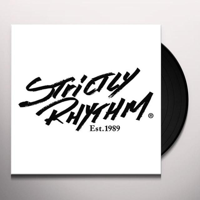 PT. 3-STRICTLY RHYTHM EST. 1989 (UK) (Vinyl)