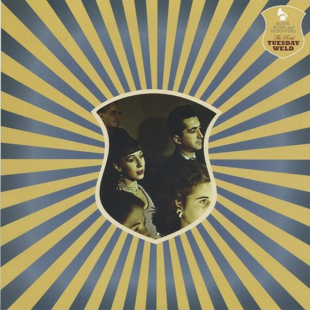Real Tuesday Weld RUTH ROSES & REVOLVERS Vinyl Record - UK Import