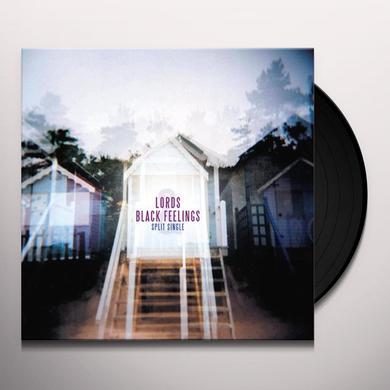 Lords/Black Feelings SPLIT SINGLE Vinyl Record - UK Import