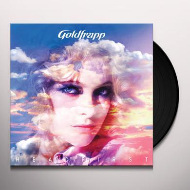 Goldfrapp HEAD FIRST Vinyl Record