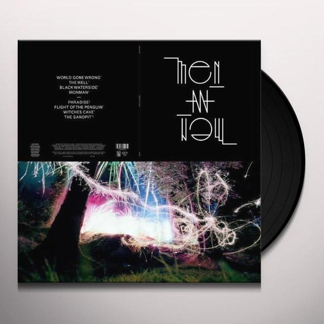 Men-An-Tol THROUGH THE QUOIT Vinyl Record - Australia Release