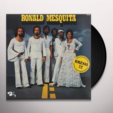 Ronald Mesquita BRASIL 72 Vinyl Record