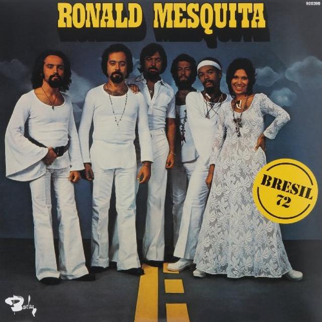 Ronald Mesquita BRASIL 72 (FRA) Vinyl Record