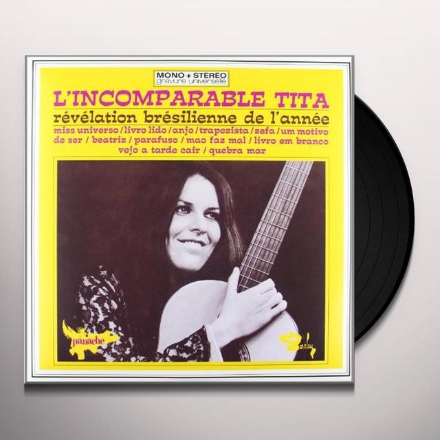 Tita L'INCOMPARABLE (FRA) Vinyl Record