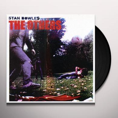 Others STAN BOWELS Vinyl Record - UK Import