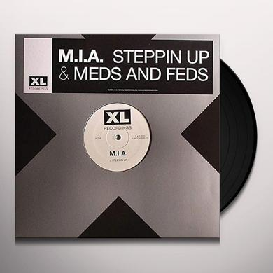 M.I.A STEPPIN UP Vinyl Record
