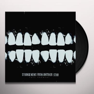 Strange News From Another Star FULL FRONTAL Vinyl Record - UK Import