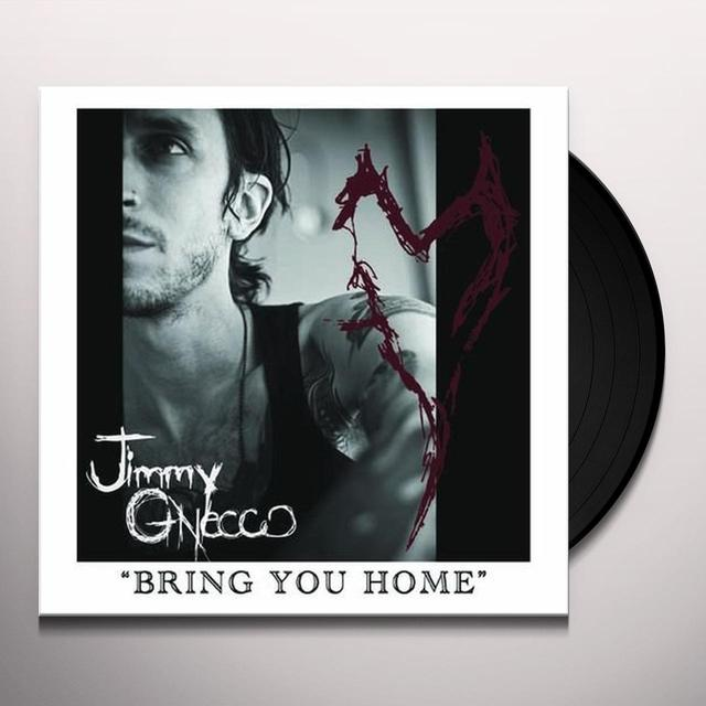 Jimmy Gnecco BRING YOU HOME Vinyl Record