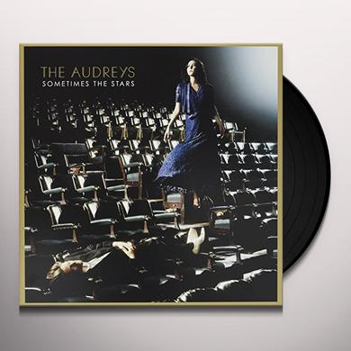 The Audreys SOMETIMES THE STARS Vinyl Record