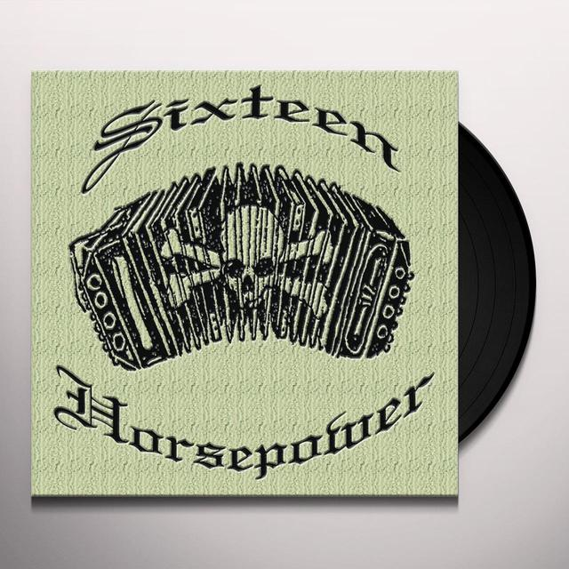 16 Horsepower YOURS TRULY Vinyl Record
