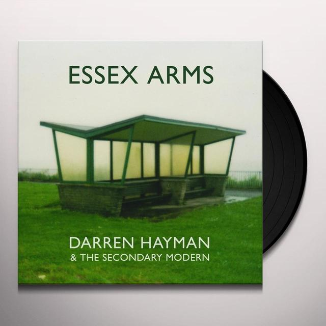 Darren Hayman & The Secondary Modern ESSEX ARMS Vinyl Record - Portugal Import