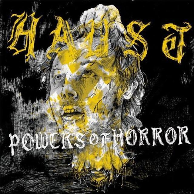 Haust POWERS OF HORROR Vinyl Record - UK Import