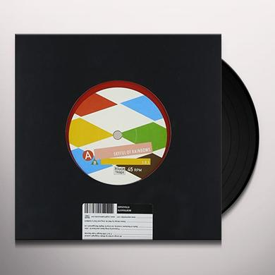 WILDER SKYFUL OF RAINBOWS Vinyl Record