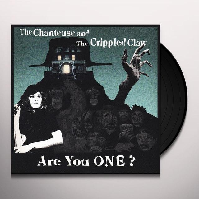 Chanteuse & The Crippled Claw ARE YOU ONE Vinyl Record - UK Import