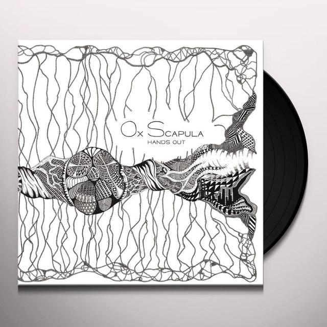 Ox Scapula HANDS OUT Vinyl Record