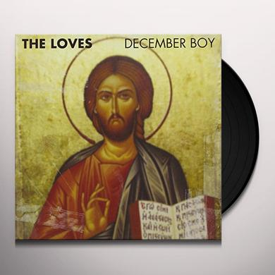 Loves DECEMBER BOY/ BUBBLEGUM Vinyl Record