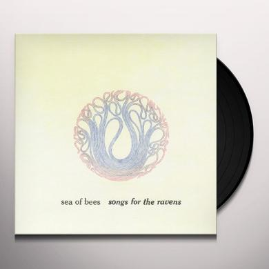 Sea Of Bees SONGS FOR THE RAVENS Vinyl Record - UK Import