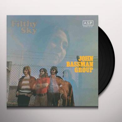 John Group Bassman FILTHY SKY Vinyl Record