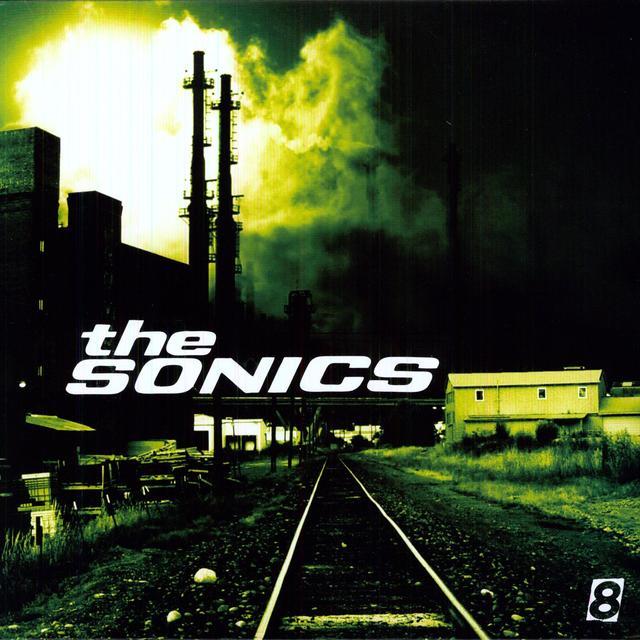 SONICS 8 Vinyl Record