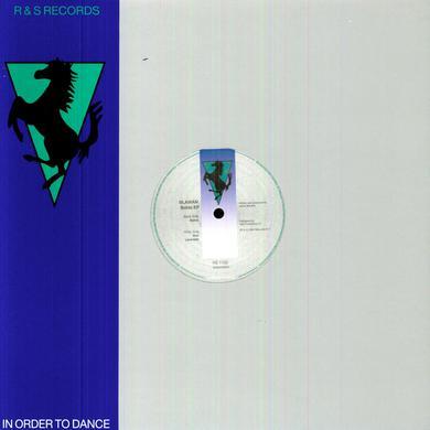 Blawan BOHLA EP Vinyl Record