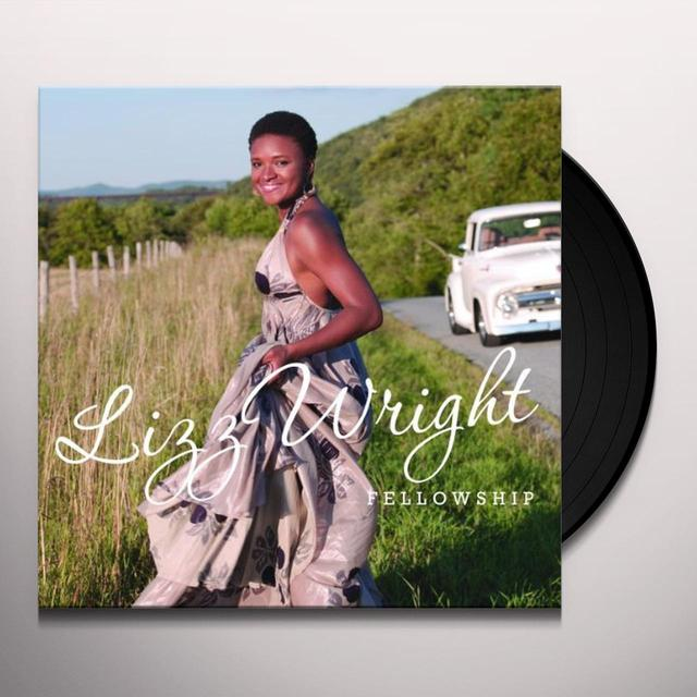 Lizz Wright FELLOWSHIP Vinyl Record - Holland Release