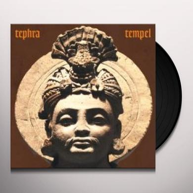 Tephra TEMPEL Vinyl Record - UK Import