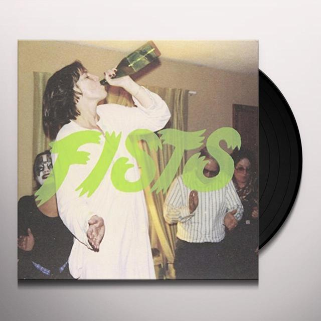 Fists ASCENDING Vinyl Record - UK Import