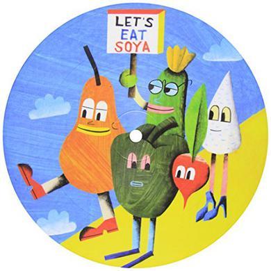 Anxieteam LETS EAT SOYA Vinyl Record