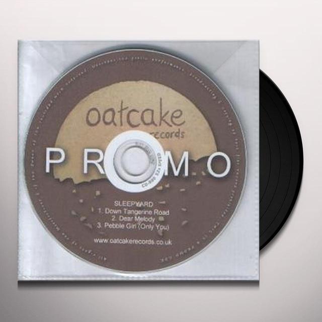 Sleepyard DOWN TANGERINE ROAD Vinyl Record