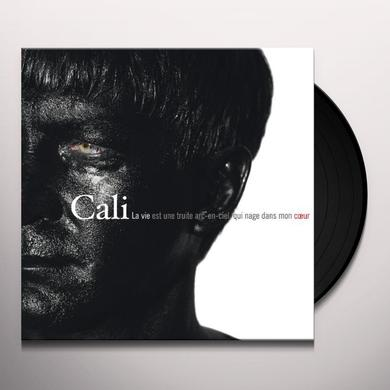 Cali LA VIE EST UNE TRUITE ARC-EN-CIEL Q Vinyl Record - Portugal Import