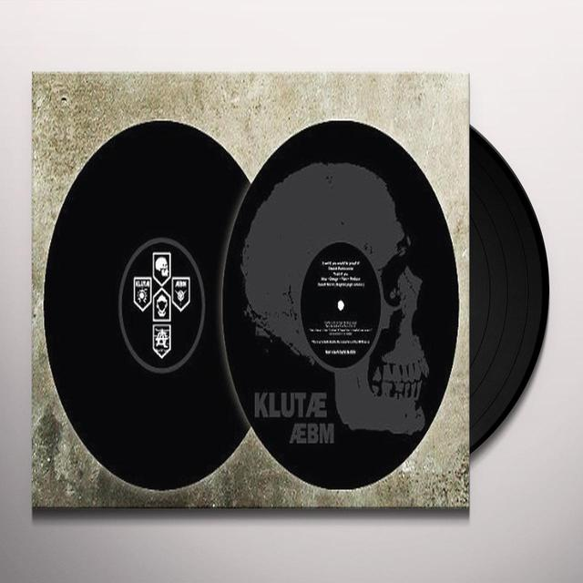Klutae AEBM Vinyl Record - UK Import