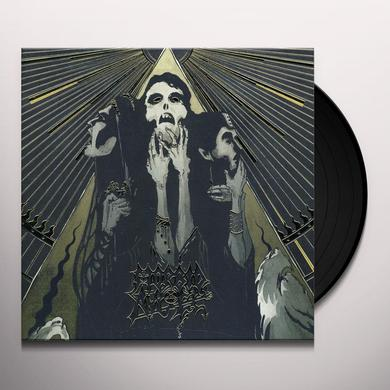 Morbid Angel NEVERMORE Vinyl Record - UK Import