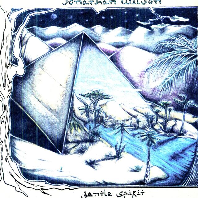 Jonathan Wilson GENTLE SPIRIT (GER) Vinyl Record