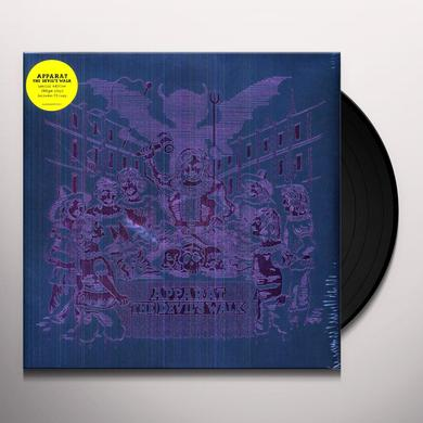 Apparat DEVIL'S WALK Vinyl Record - UK Import