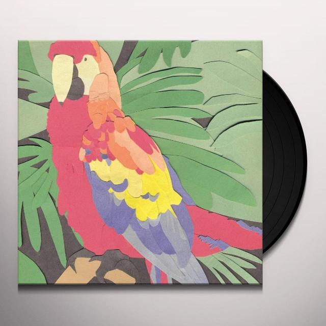 Algernon Cadwallader PARROT FLIES (UK) (Vinyl)