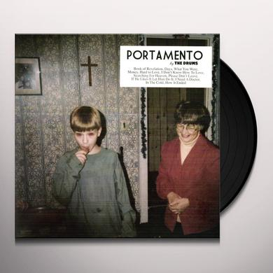 Drums PORTAMENTO (FRA) Vinyl Record