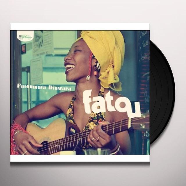 Fatoumata Diawara FATOU Vinyl Record - UK Import