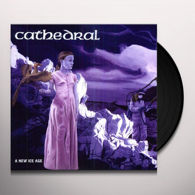 Cathedral NEW ICE AGE Vinyl Record - UK Release