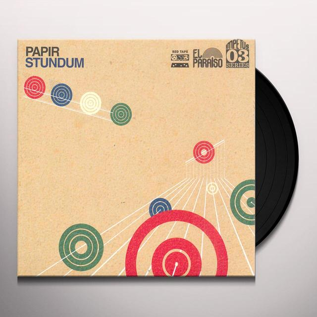 Papir STUNDUM (UK) (Vinyl)
