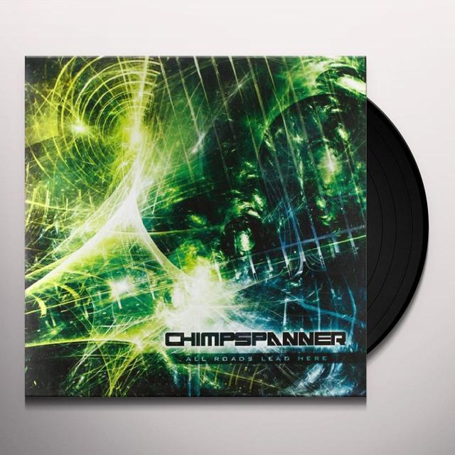 Chimp Scanner ALL ROADS LEAD HERE Vinyl Record