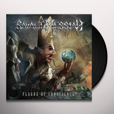 Savage Messiah PLAGUE OF CONSCIENCE Vinyl Record