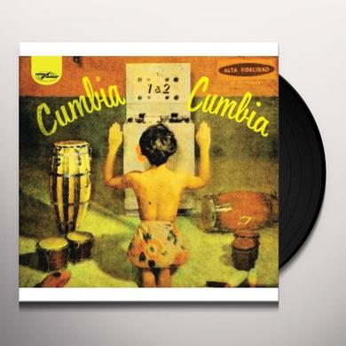 VOL. 1-2-CUMBIA CUMBIA Vinyl Record - UK Import