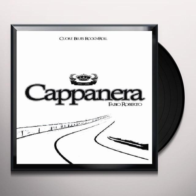 Cappanera CUORE BLUES ROCK'N'ROL (GER) Vinyl Record